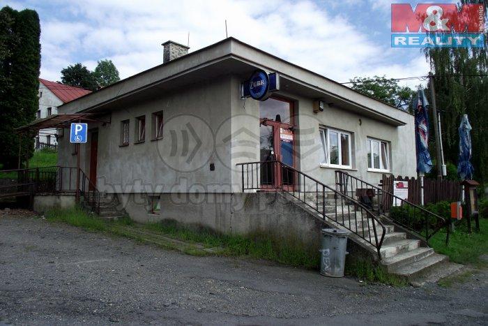 Prodej, restaurace, Lhota u Kelče, okr. Vsetín
