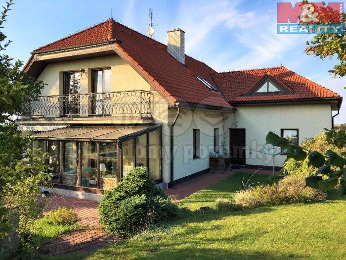 Prodej, rodinný dům, 1904 m2, Říčany