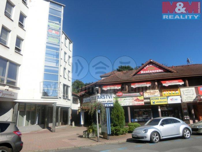 Prodej, komerční objekt, 116 m2, Český Těšín, ul. Smetanova