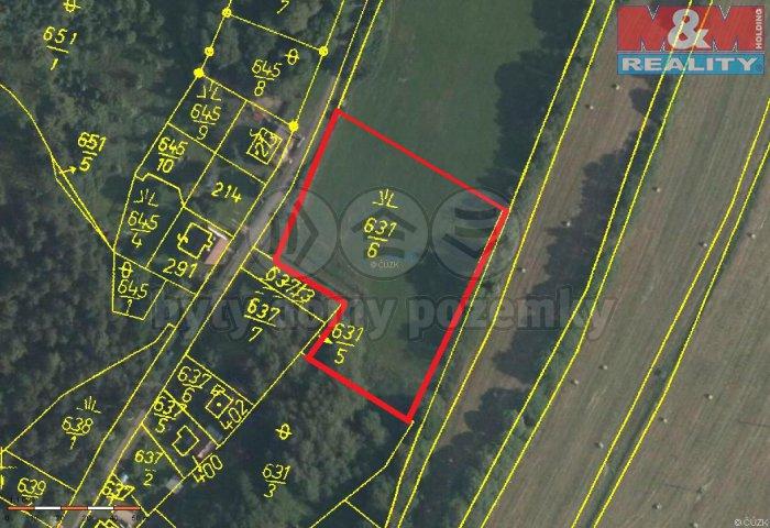 Prodej, pozemek, 5346 m2, Brandov