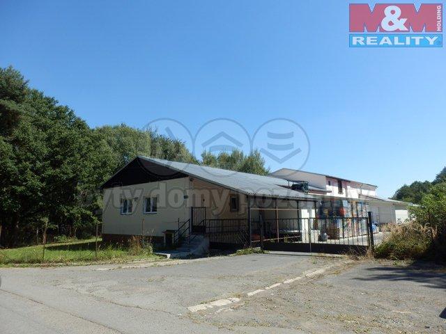 Prodej, komerční objekt, 3134 m2, Česká Třebová