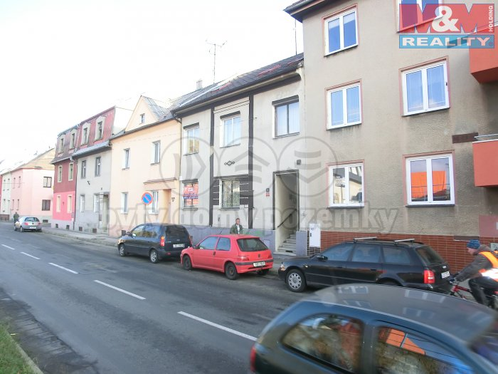 Prodej, rodinný dům, 115 m2, Chomutov, ul. Spořická