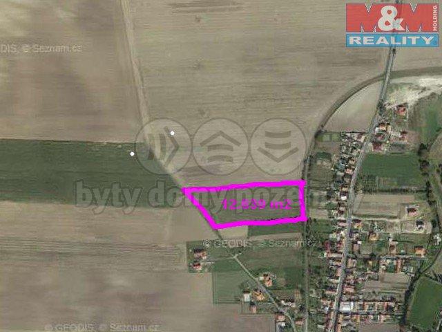 Prodej, stavební pozemek, 12639 m2, Kleneč