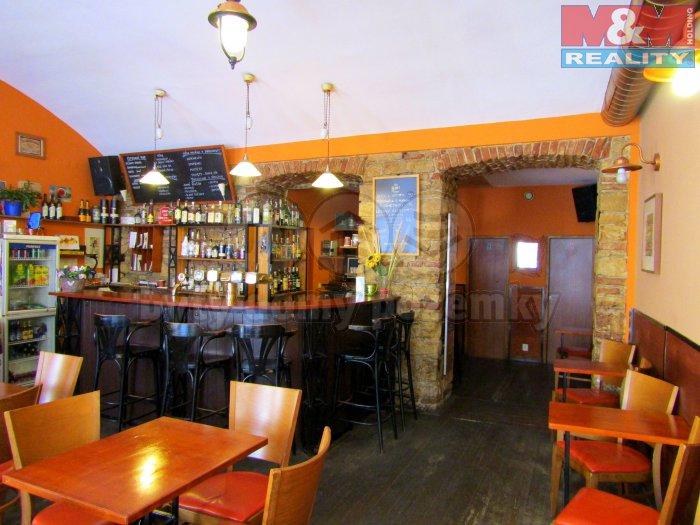 Pronájem, kavárna, 67 m2, Praha 1 - Nové Město