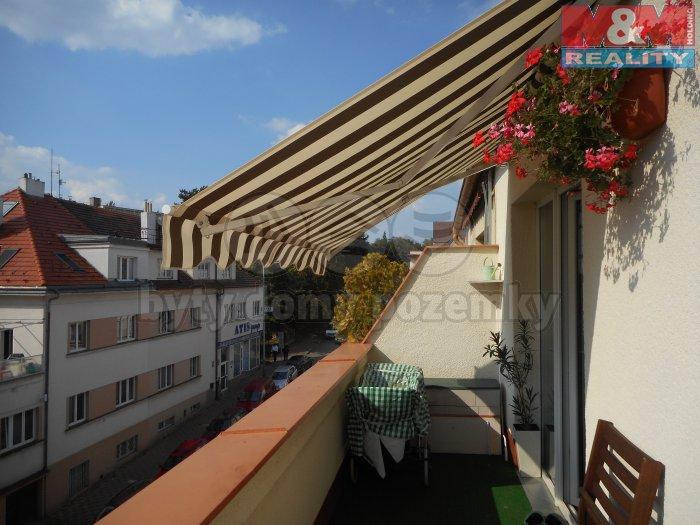 Prodej, byt 1+kk, 38 m2, OV, Praha 10 - Strašnice