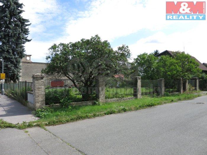 Prodej, stavební parcela, 838 m2, Praha 9 - Hostavice