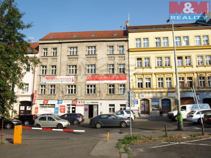 Pronájem, kanceláře, 200m2, Praha 3, Koňevova ul.