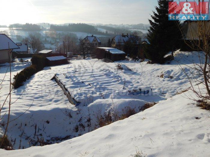 Prodej, stavební pozemek, 824 m2, Pěnčín - Huť