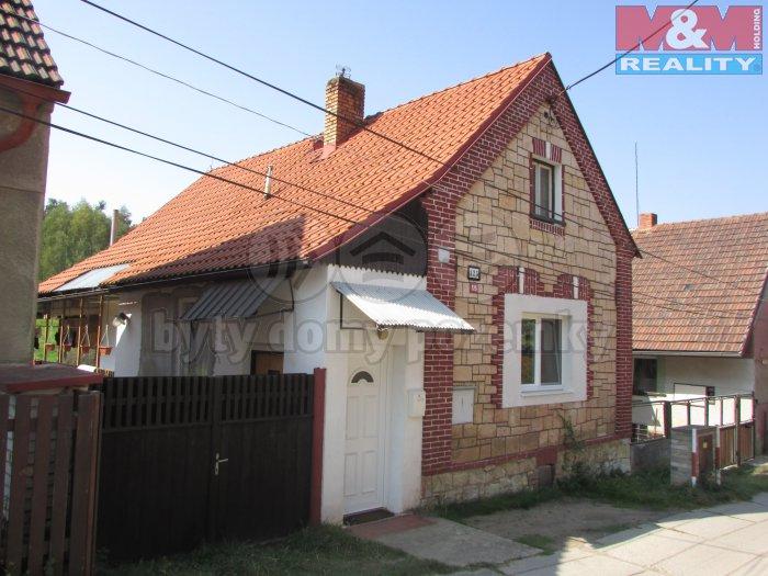 Prodej, rodinný dům 2+1, 80 m2, Krušovice