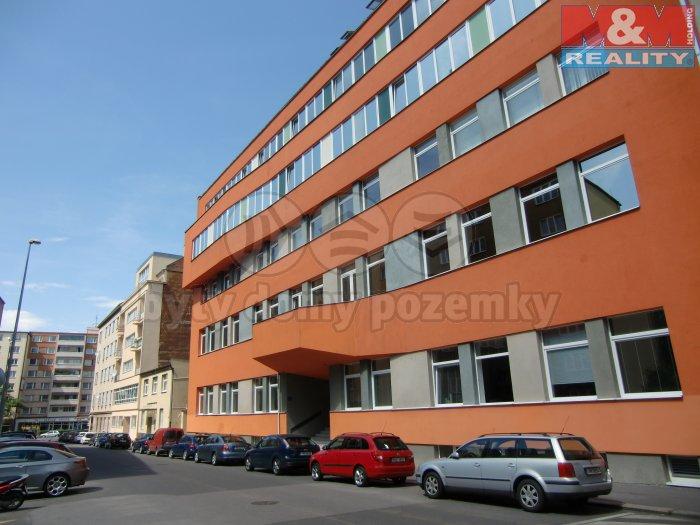 Pronájem, kancelářské prostory, 702 m2, Praha 9 - Libeň