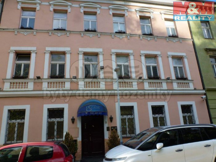 Prodej, penzion, 540 m2, Praha 4 - Nusle