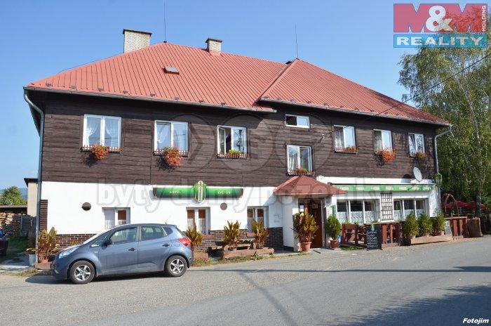 Prodej, Hotel, Střítež nad Bečvou