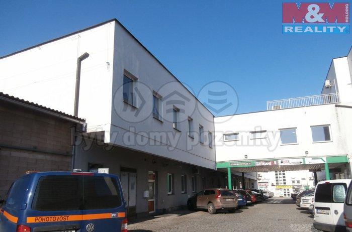 Pronájem, nebytové prostory, 53 m2, Praha 9 - Libeň