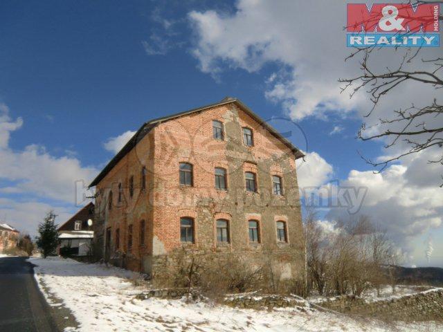 Prodej, penzion, 3550 m2, Měděnec - Horní Halže