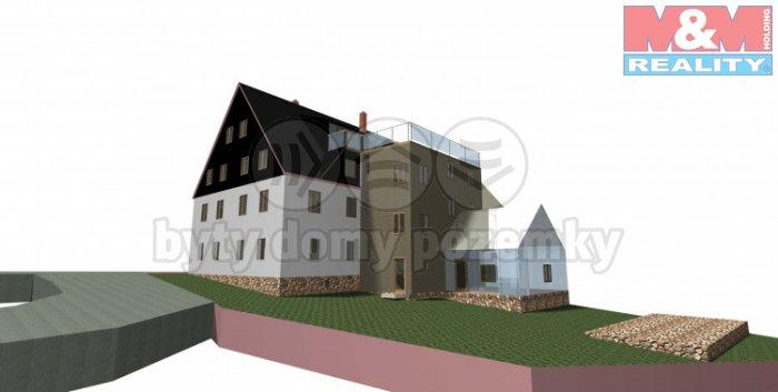 Prodej, rodinný dům, 453 m2, Hora sv. Kateřiny, ul. Dlouhá
