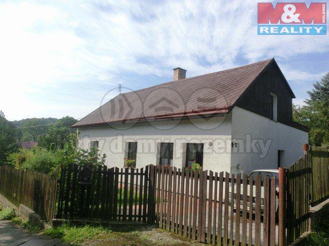 Prodej, rodinný dům 5+1, Povrly - Český Bukov