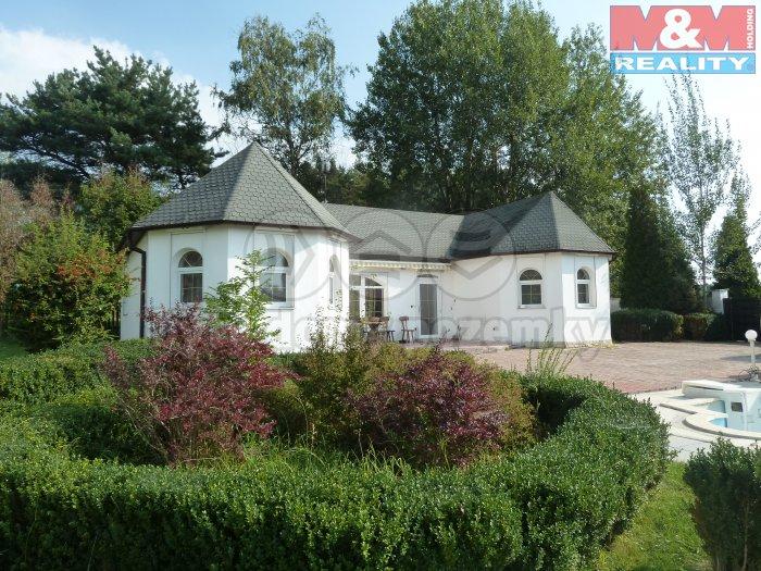 Prodej, venkovské sídlo, 742 m2, Kamenice - Dobšín