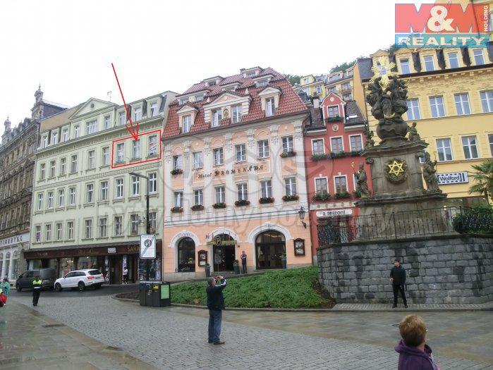 Prodej, byt 2+1, OV, 51 m2, Karlovy Vary, Kolonáda.