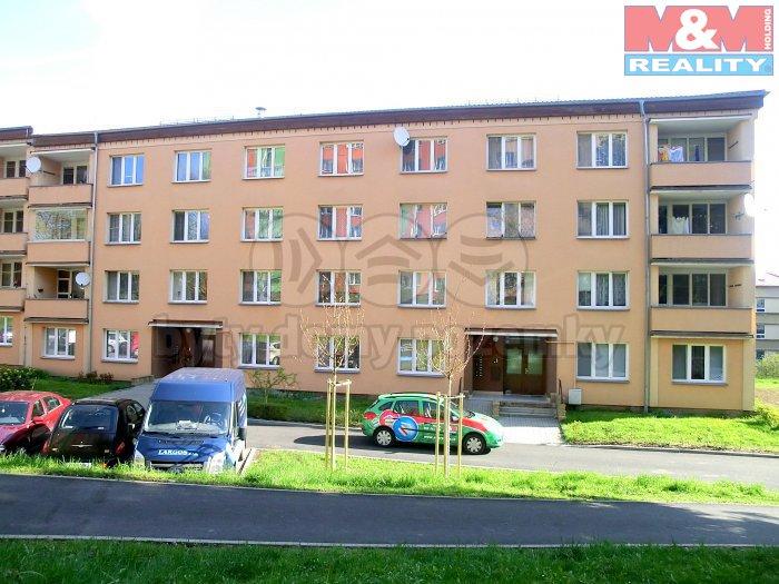 Prodej, byt 2+1, OV, 50 m2, Karlovy Vary, Hlávkova ul.