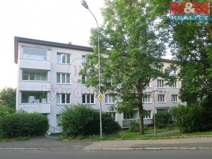 Prodej, byt 1+1, OV, 37 m2, Karlovy Vary, ul. Maďarská