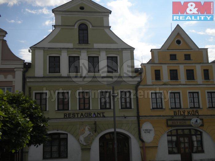 Prodej, historický dům, 413 m2, Frýdlant, nám. T. G.Masaryka