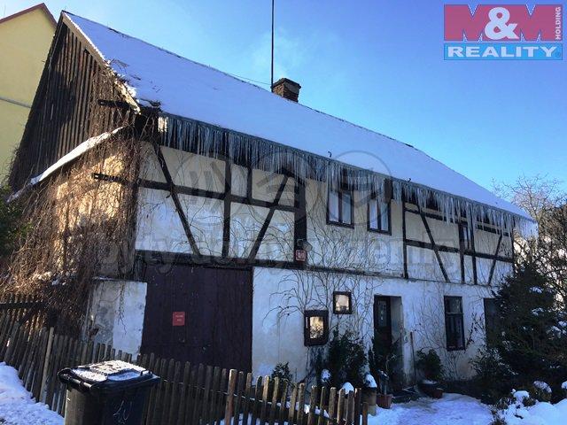Prodej, rodinný dům, 2365 m2, Ústí nad Labem