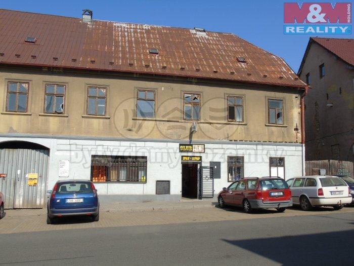 Prodej, rodinný dům, 210 m2, Březno u Chomutova