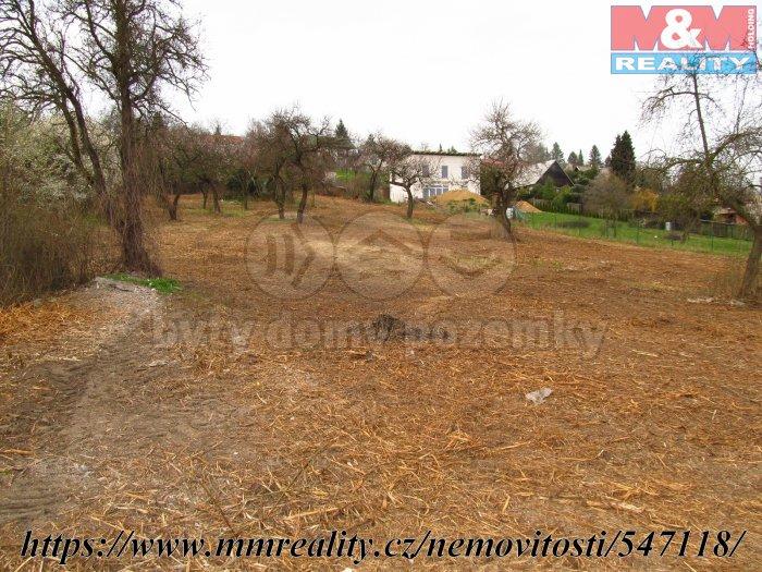 Prodej, stavební pozemek, 4046 m2, Lovosice