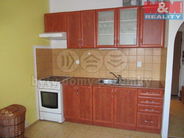 Prodej, byt 1+1, 35 m2, Povrly, ul. Sídliště II