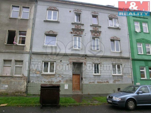 Pronájem, byt 2+1, 60 m2, Ústí nad Labem, ul. Prostřední