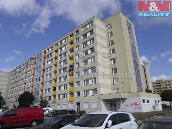 Prodej, byt 3+kk, 64 m2, OV, Praha 4 - Chodov, lodžie