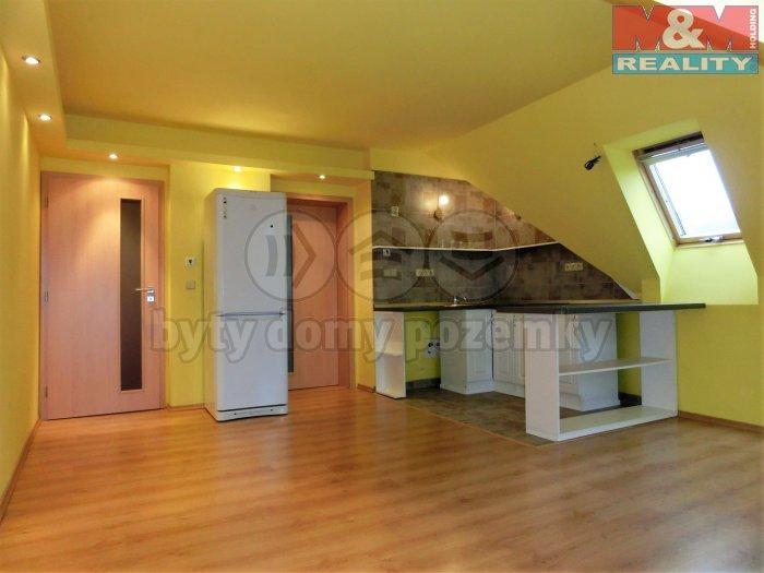 Prodej, byt 1+1, 42 m2, Karlovy Vary, Petřín