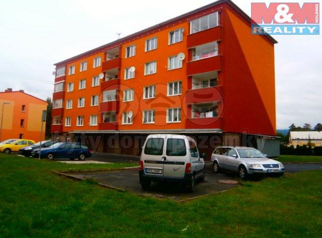 Prodej, byt 2+kk, 37m2, OV, Božičany