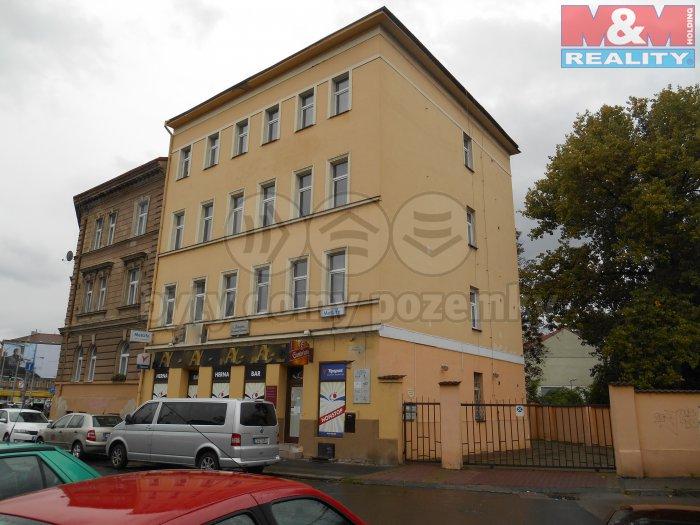 Pronájem, kancelářské prostory, 127 m2, Praha 4 - Nusle