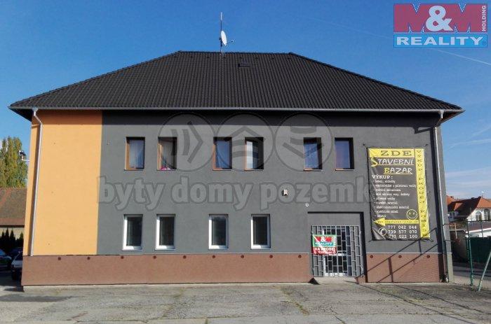 Prodej, komerční objekt, 2400 m2, Štětí, ul. 9. května
