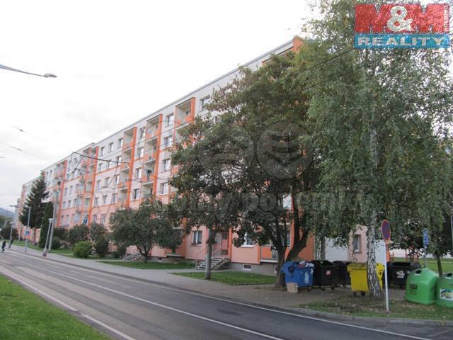 Prodej, byt 2+1, DV, 67 m2, Ústí nad Labem, ul. Seifertova
