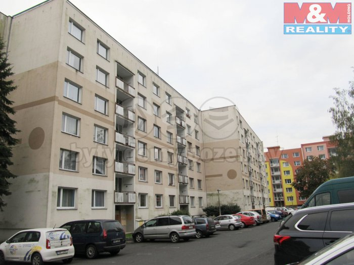 Prodej, byt 3+1, OV, 62 m2, Ústí nad Labem, ul. Železná