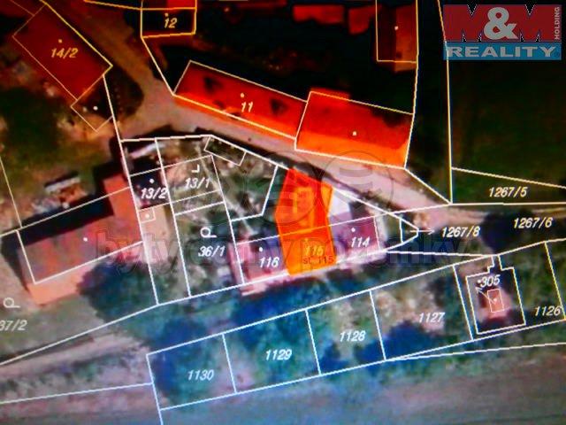 Prodej, stavební parcela, 137 m2, Líšťany
