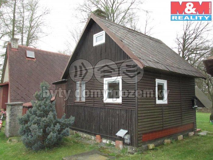 Prodej, chata 2+kk, pozemek 401 m2, Ždírec nad Doubravou