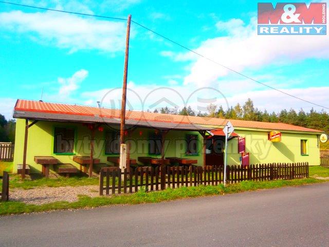 Prodej, restaurace, 180 m2, Chbany-Vikletice