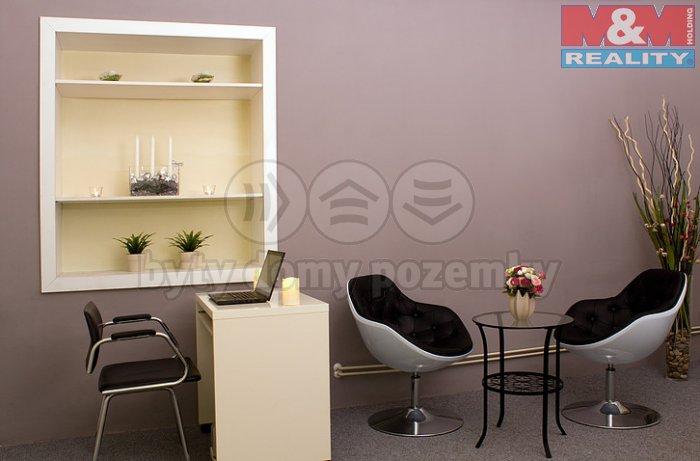 Pronájem, nebytový prostor, 18 m2, Praha 2 - Nové Město