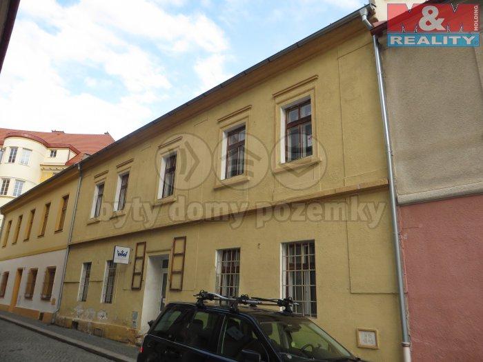 Prodej, nájemní dům, 612 m2, Chomutov, ul. Klostermannova