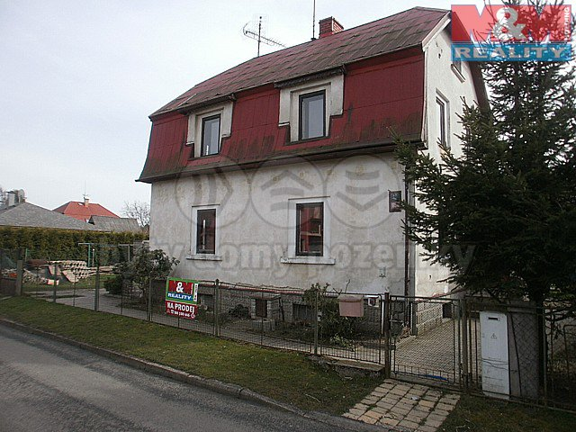 Pronájem, rodinný dům 4+1, Starý Jiříkov, ul. Březinova