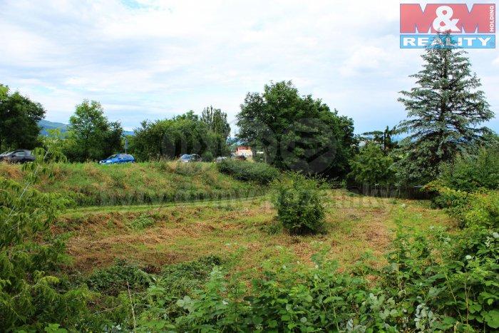 Prodej, stavební pozemek, 506 m2, Teplice, ul.Masarykova