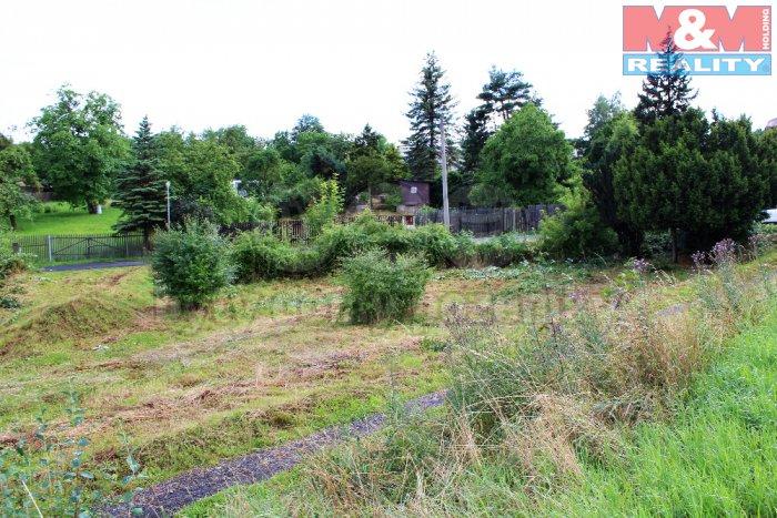 Prodej, stavební pozemek, 413 m2, Teplice, ul.Masarykova