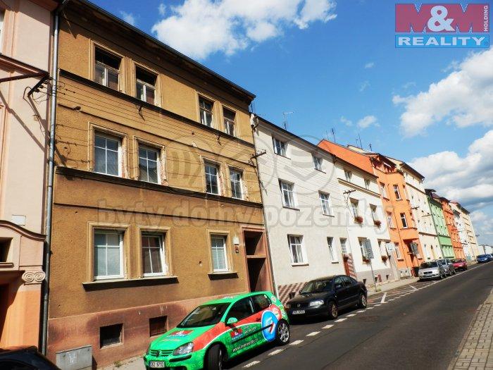 Prodej, byt 2+1, 101 m2, OV, Cheb, ul. Vančurova