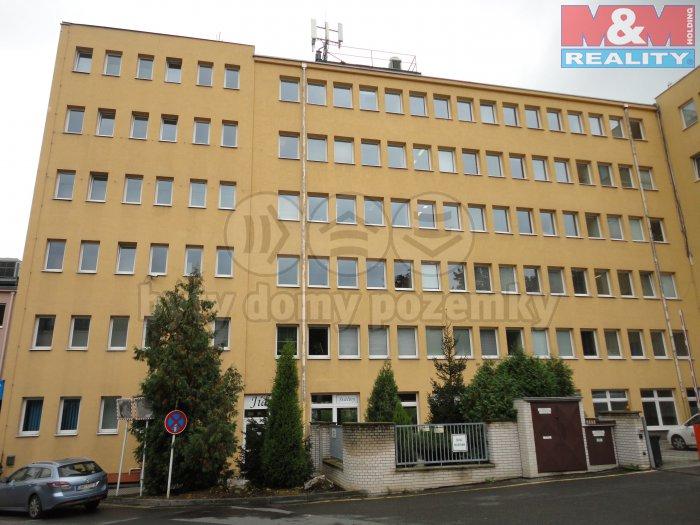 Pronájem, kanceláře, 33 m2, Praha - Vinohrady