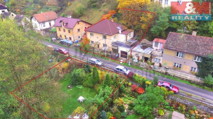 Prodej, rodinný dům 5+2, Chocerady, 746 m2