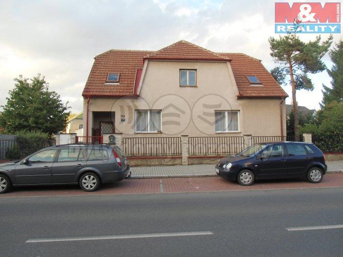 Prodej, rodinný dům 5+1, 200 m2, Praha 9 - Čakovice