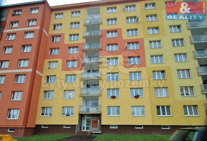 Prodej, byt 2+1, 63 m2, Ostrov, ul. Družební